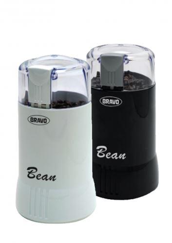 BRAVO Mlýnek na kávu BEAN, bílý, B-4307