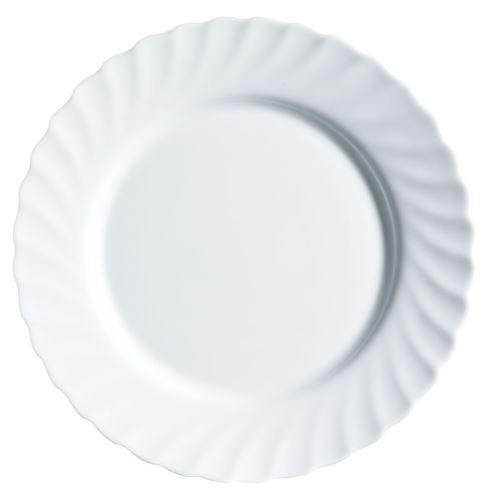 LUMINARC Talíř mělkýTRIANON o 24,5 cm_0