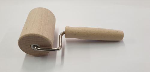 Váleček na těsto dřevěný jednoruční, 7 cm