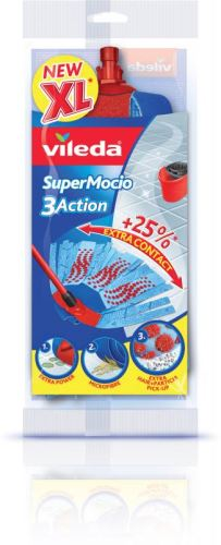 VILEDA Mop SuperMocio 3 Action náhrada