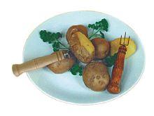 SONIX Trojbodec na brambory