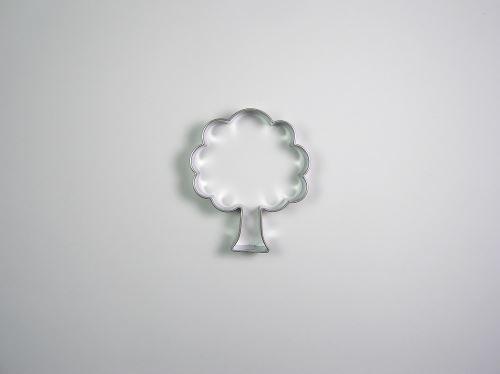 JANDEJSEK Vykrajovátko listnatý strom 61 x 50 mm