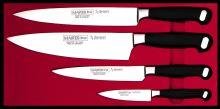 BURGVOGEL Sada nožů 4ks Master line, Solingen, 9340.951.00.0