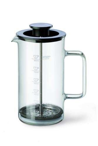 SIMAX French press LIN EXCLUSIVE 1 l, 8 šálků