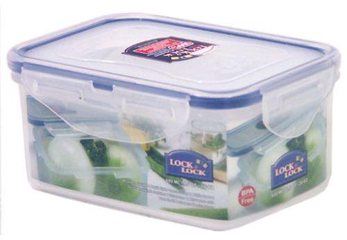LOCK & LOCK Dóza na potraviny 600 ml, 15,1 x 10,8 x 6,9 cm, HPL811