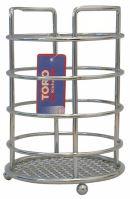 TORO Odkapávač na příbory ø 12 cm, pochromovaný drát
