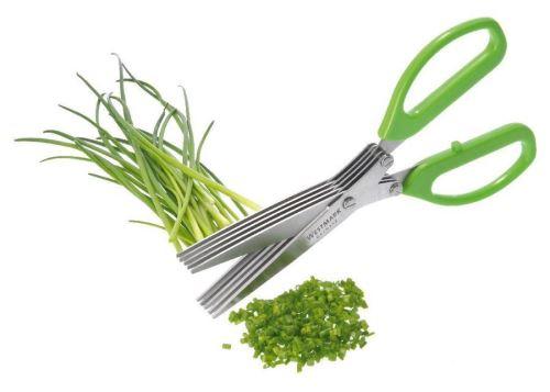 WESTMARK Nůžky na bylinky s 5 čepelemi