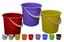INJETON plast Vědro 10 l, barvy mix