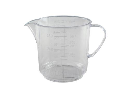 PLZEŇSKÉ DÍLO Odměrka na vodu 350 ml s uchem, ražená