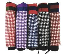 Deštník dlouhý jednobarevný, barvy mix