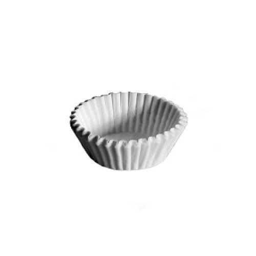 WIMEX Cukrářské košíky na pečení o 25 mm x 18 mm, 200 ks, bílé