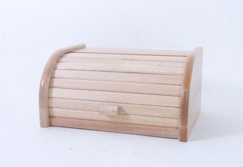 Chlebovka, chlebník dřevěný malý 31,5 x 29 x 18 cm, barvy mix