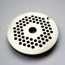 PORKERT Řezná deska hrubost 3 mm, určená pro mlýnek na maso vel. č. 5