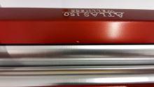 MARCATO Strojek na nudle ATLAS 150 WELLNESS, DESIGN, červený (DROBNÁ MINI POVRCHOVÁ VAD_2