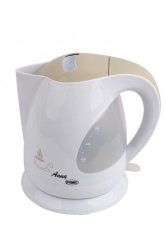 BRAVO Konvice ANNA 1,2 l, kávová, B-4365