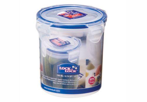LOCK & LOCK Dóza na potraviny 700 ml, o 11,4 x 11,7 cm, HPL932D