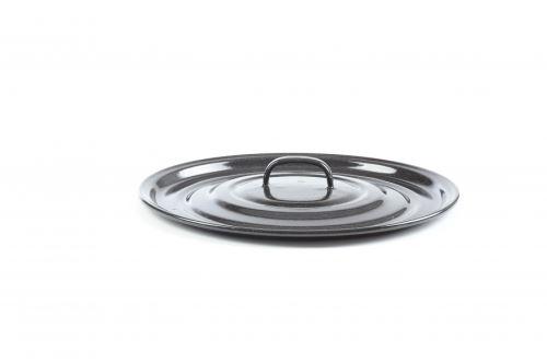 BELIS Poklice GASTRO SFINX o 48 cm, černá