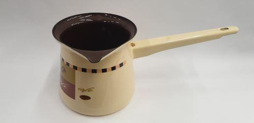 METALAC Džezva 9 cm 0,3 l, smalt, káva_0
