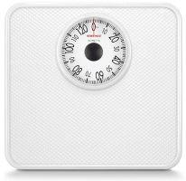 SOEHNLE Mechanická osobní váha TEMPO 130 kg, bílá
