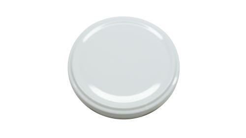 TECNOCAP Zavařovací víčko Twist majolka větší 63,1ks, bílé