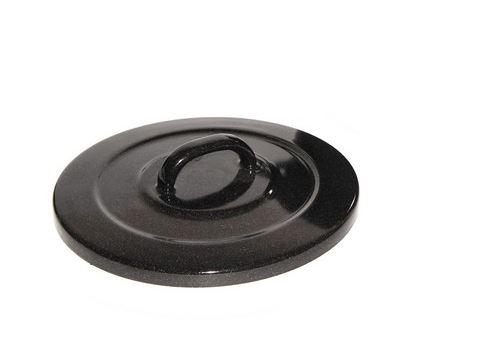 BELIS Poklice STANDARD o 28 cm, černá