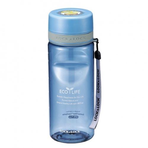 LOCK & LOCK Sportovní lahev 600 ml, modrá