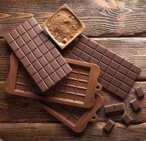 ALVARAK Forma na výrobu tabulky čokolády, silikon_0