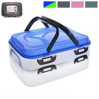 LAZET Box PIKNIK 2 patra s uchy, barvy mix