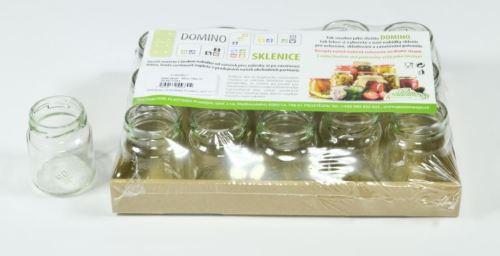 DOMINO Zavařovací sklenice MINI 65 ml, twist 43, 1ks_0