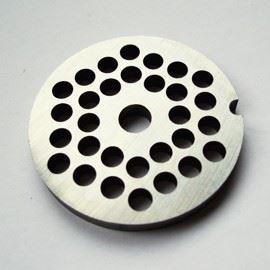 PORKERT Řezná deska hrubost 6 mm, určená pro mlýnek na maso vel. č. 8