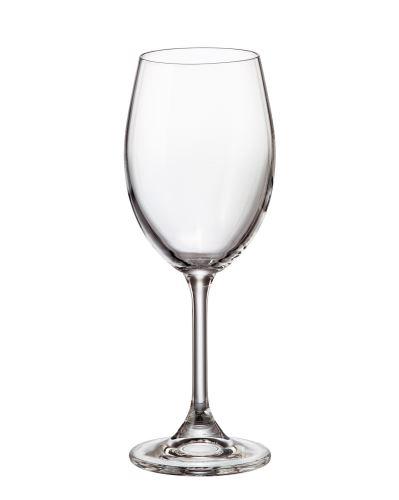 CRYSTALITE BOHEMIA Sklenice SYLVIA na bílé víno, 250 ml, 1 ks