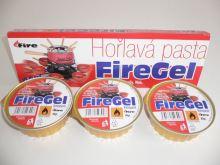 RÖSLER Hořlavá pasta 3 x 80g pro fondue