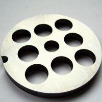 PORKERT Řezná deska hrubost 12 mm, určená pro mlýnek na maso vel. č. 8